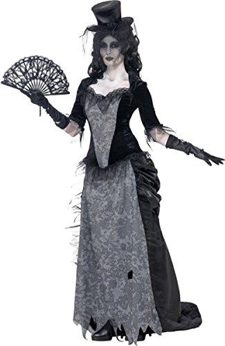 [Ghost Town Black Widow Costume Large] (Costume Black Widow Ebay)