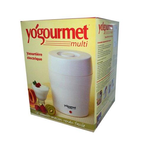 Yogourmet Quantity EleCenteric Yogurt Maker 056828121076