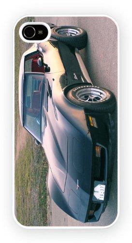 Miami Vice 1974 Chevrolet Corvette Stingray, iPhone 6, Etui de téléphone mobile - encre brillant impression