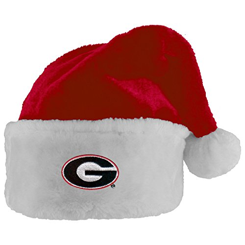 (University of Georgia Santa Hat)
