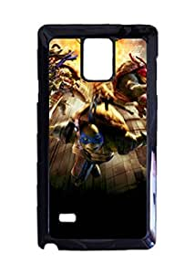 Engood Design Teenage Mutant Ninja Turtles Leo Case Durable Unique Design Hard Back Case Cover For Samsung Galaxy Note 4 New