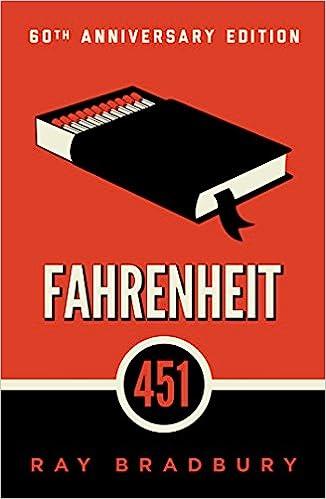 The world of america in ray bradburys novel fahrenheit 451