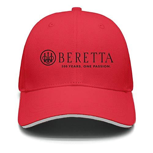 - Unisex Cool Cap Baseball Classic Snapback-Beretta-Gun-Logo-Golf Hat Logo