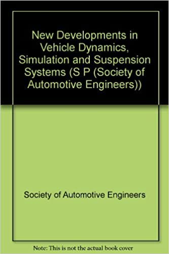New Developments in Vehicle Dynamics, Simulation, and Suspension