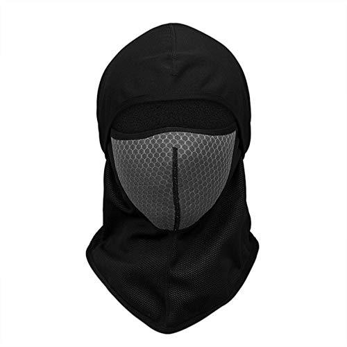 Balaclava Ski Mask Men Women Winter Warmer Scarf Breathable Thermal Face Mask -