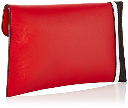 Morgan 172-2banpo.a - Borse a tracolla Donna, Rouge (Rouge Lipstick), 10x27x37 cm (W x H L)