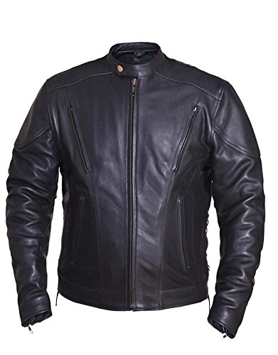 Unik International Mens Ultra Vented Motorcycle Jacket 48 from Unik International