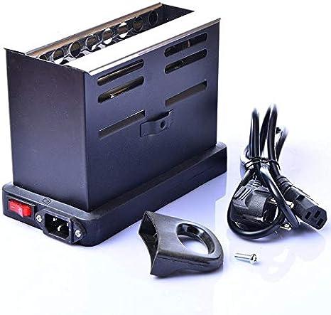 ghfcffdghrdshdfh 800 W Hookah Hornillo eléctrico para ...