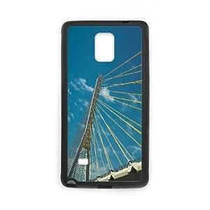 Samsung Galaxy Note 4 Case, bridge 6 Case for Samsung Galaxy Note 4 Black
