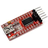 FT232Rl FTDI USB To TTL Serial Converter Adapter Module for Arduino (36x18mm)