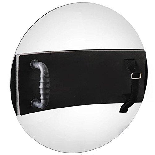 Wintex Shield Round Anti-riot Handle Transparent Buckler New