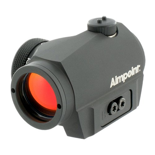 Aimpoint 200369 Micro S-1 with Mount Matte Black