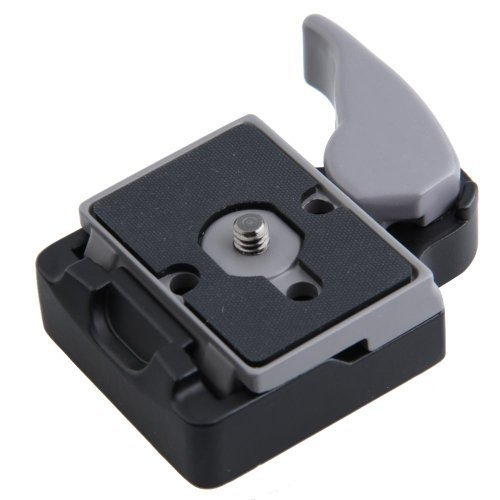Camera 323 Manfrotto Quick Release Plate with Special Adapter (200PL-14) Tenflyer