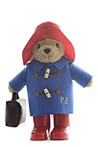 Paddington Bear - Oso de peluche Oso Paddington (Rainbow Designs PA1102)