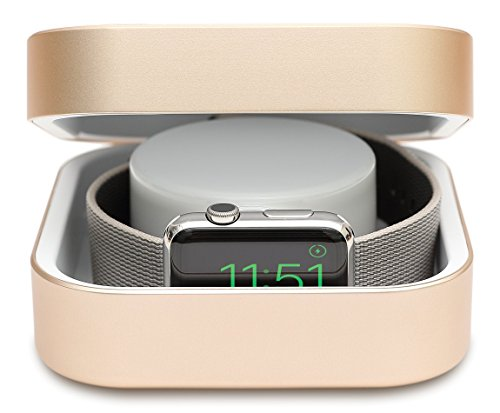 Amber Watchcase Power Apple Watch product image