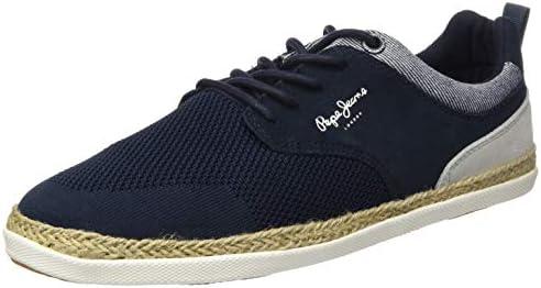 Pepe Jeans Herren Maui Sport Knit Espadrilles