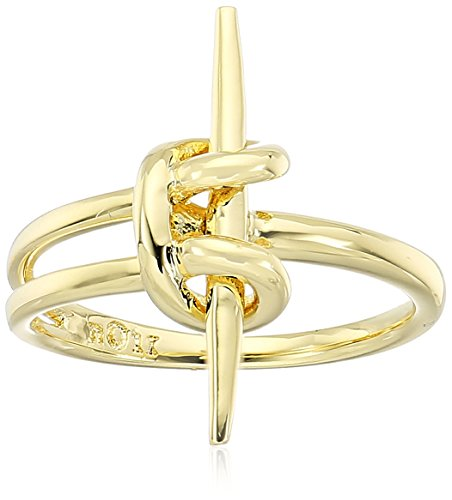 nOir Jewelry Cape Cod Gold Ring, Size ()