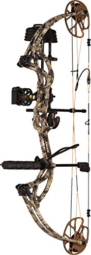 Bear Archery Cruzer G2 RTH Compound Bow - Kryptek Highlander - Right (Diamond Compound Bow)