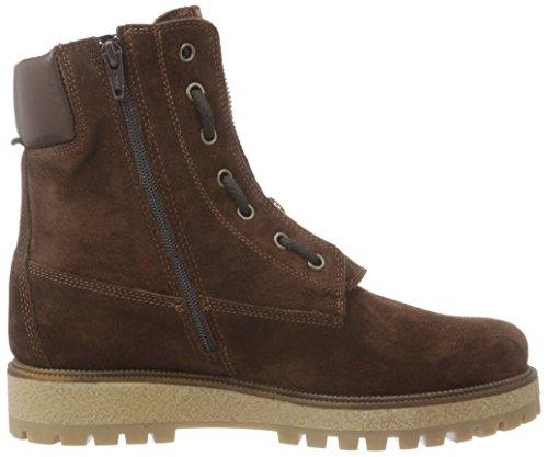Manas Women's SESTRIERE High-Top Sneakers Brown - Braun (Cioco+marrone) for cheap zDawj