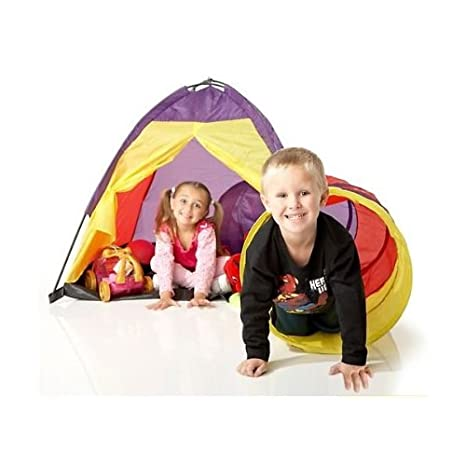 Discovery Kids Indoor/Outdoor Play Tent.  sc 1 st  Amazon.com & Amazon.com: Discovery Kids Indoor/Outdoor Play Tent.: Toys u0026 Games