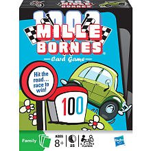 Mille Bornes Card Game by Hasbro