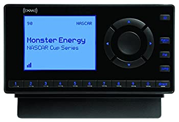 Siriusxm- Xez1v1 Onyx Ez Satellite Radio With Vehicle Kit- Black 0