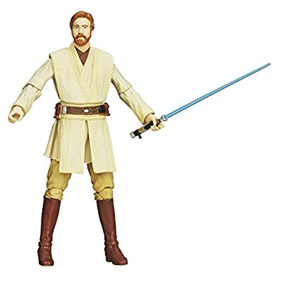 "Star Wars The Black Series Obi-Wan Kenobi 6"" Figure"