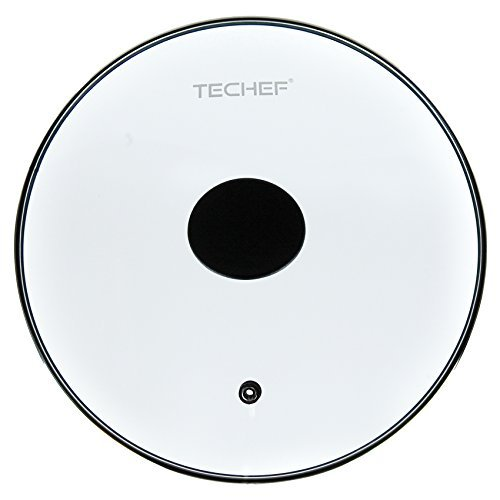 - TeChef Cookware Tempered Glass Lid (12-Inch)