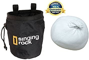 Escalada magnesera y tiza bola, cantando Rock: Amazon.es ...