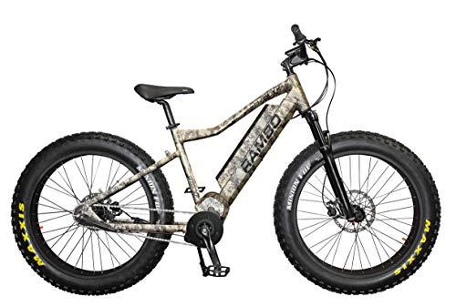 Rambo Xtreme Performance 750W Electric Bike (Viper Western Camo)