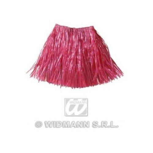 Falda de rafia corta en rojo: Amazon.es: Juguetes y juegos