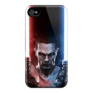 Great Hard Phone Cases For Iphone 4/4s (htI13393dSNT) Provide Private Custom High Resolution Star Wars Pattern