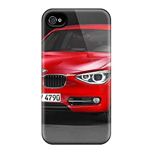 4/4s Scratch-proof Protection Case Cover For Iphone/ Hot Bmw Series Phone Case