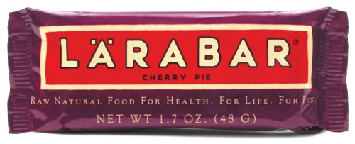 LÄRABAR Larabar Cherry Pie Bar, Box of 16