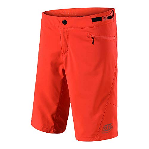 Troy Lee Designs Womens All Mounatin Mountain Bike Skyline Shorts (Medium, Orange) by Troy Lee Designs (Image #3)