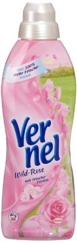 Vernel Wild Rose, 4er Pack (4 x 1 l)