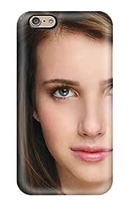 New Fashion Premium Tpu Case Cover For Iphone 6 - Emma Roberts?wallpaper wangjiang maoyi by lolosakes