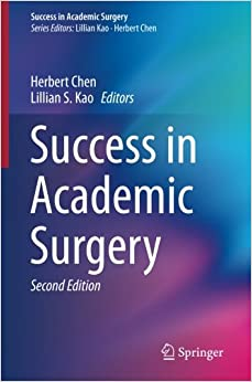 Book Success in Academic Surgery