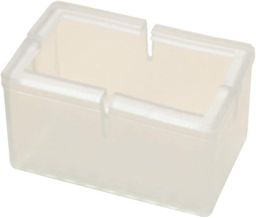 Stil-2 F Fityle Stuhlbeinkappen Tischbeine Stopfen Gleiter Stuhl Kappen Stuhlkappen M/öbelbein Caps 10er Set