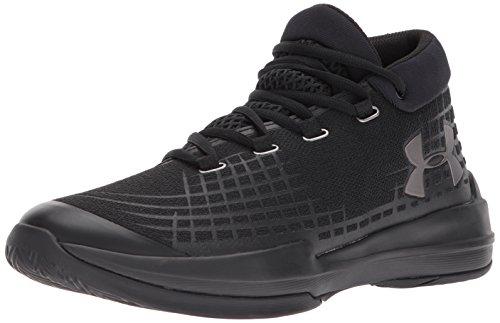 - Under Armour Men's NXT Basketball Shoe, (001)/Black, 9.5