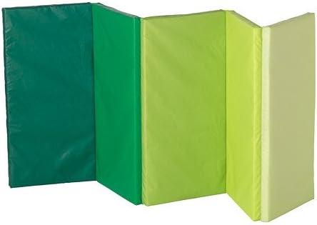 Amazon.com: IKEA plegable gimnasio Mat, Verde 30 3/4 X 72 7 ...