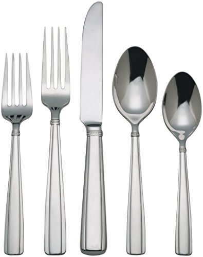 Reed & Barton 04132008 65-Piece Andover Pearl Flatware Set by Reed & Barton (Reed Andover)