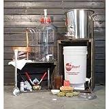 Premium Homebrewing Starter Kit