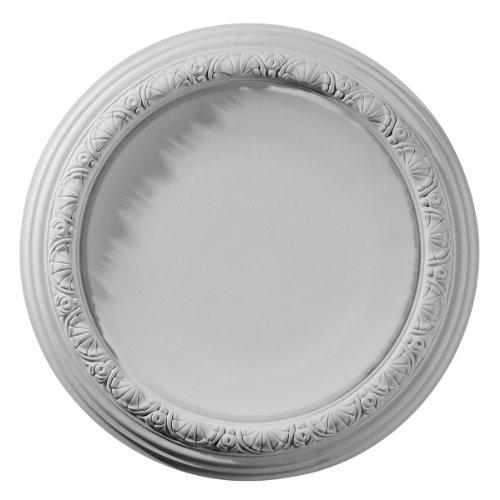 Ekena Millwork CM19CA 19 1/2-Inch OD x 14 1/4-Inch ID x 1 3/4-Inch P Carlsbad Ceiling Medallion