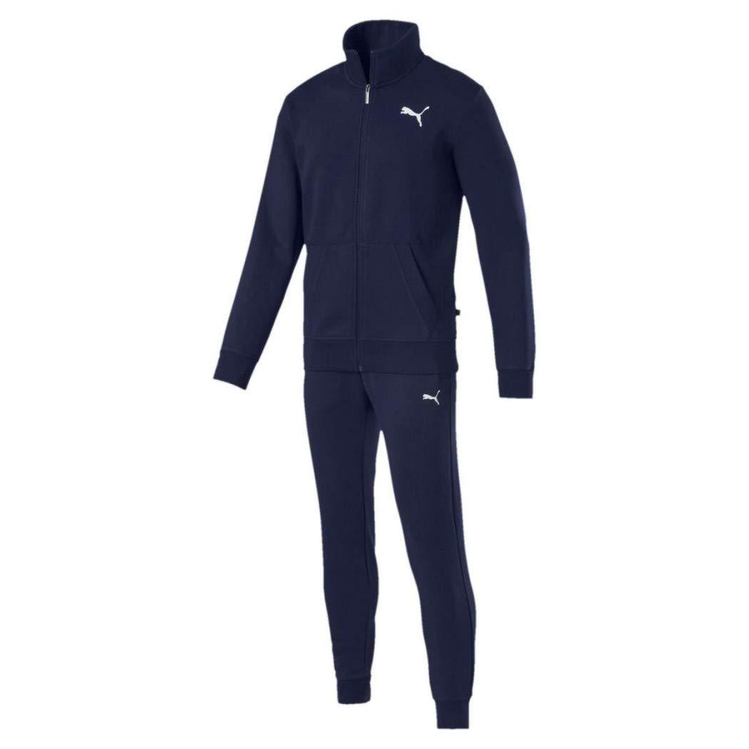Puma Herren Trainingsanzug Blau blau