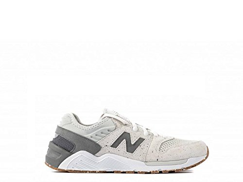 New Balance Mens 009 Fabric Low Top Lace, Nimbus Cloud/Castle Rock, Size 9.0