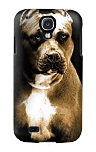 S0520 PitBull Case Cover for Samsung Galaxy S4 by lolosakes