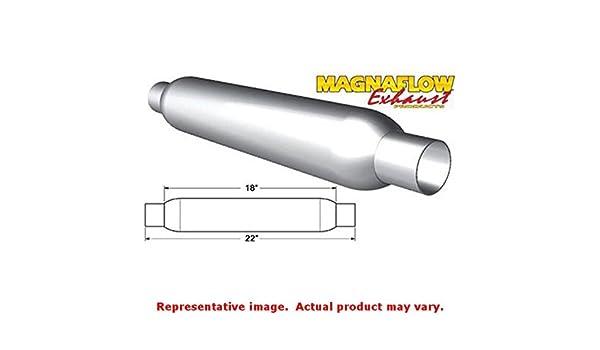 Magnaflow Performance Exhaust 18146 Glass Pack Muffler