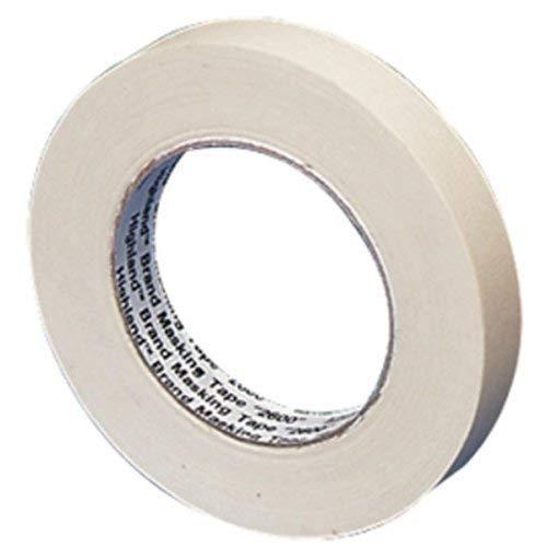 - Wholesale CASE of 10 - 3M Highland Economy Masking Tape-Economy Masking Tape, 3