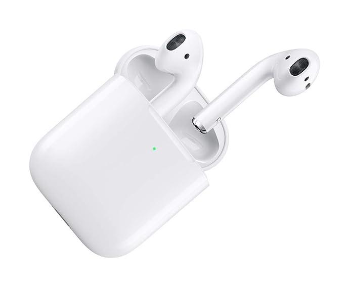 Apple Airpods2 苹果 最新款入耳式无线蓝牙耳机 配无线充电盒 8.5折$169.99 海淘转运到手约¥1232
